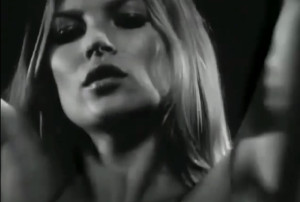The White Stripes - I Just Don't Know What To Do With Myself Kate Moss