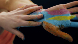 Andrew Huang, hand paint, hand art