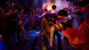 netflix, the get down, couple dancing in a disco club