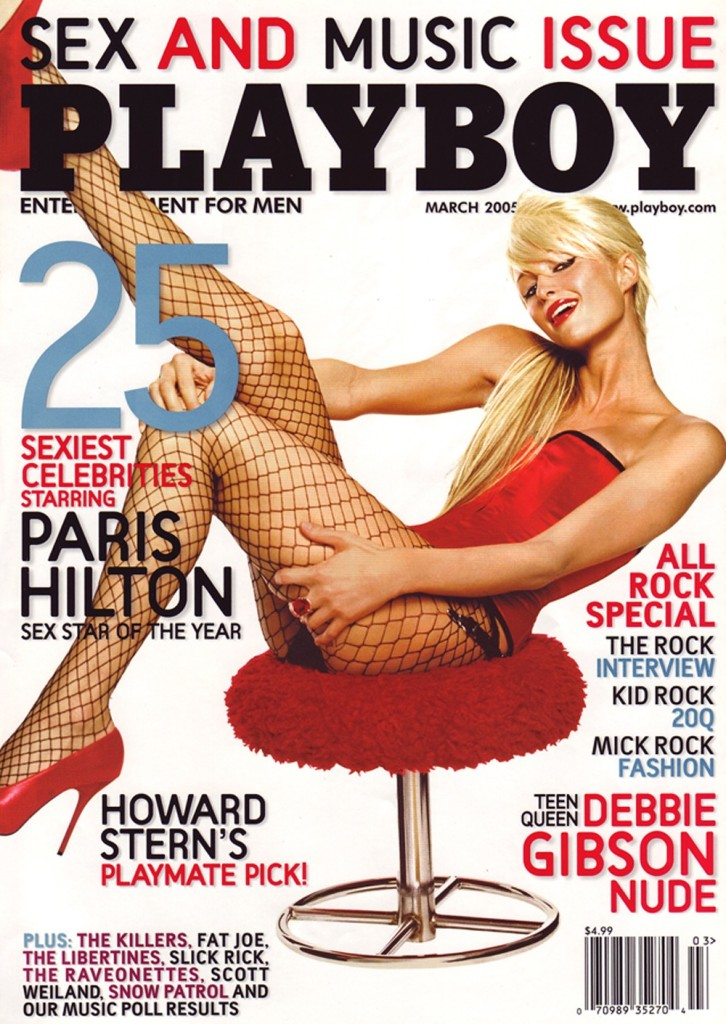 Playboy / Paris Hilton