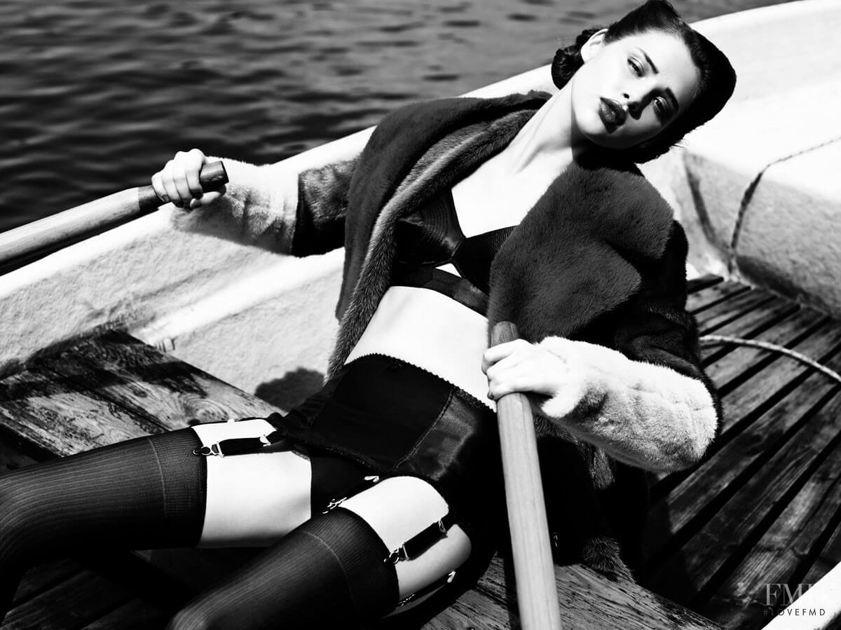Lakes Addiction (2011), Vogue Germany by Horst Diekgerdes.