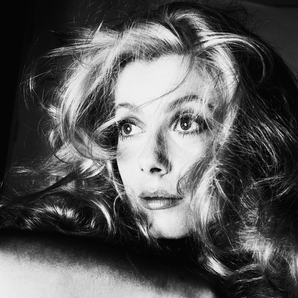 Catherine Deneuve, actress, Los Angeles, September 22, 1968. Photographs by Richard Avedon © The Richard Avedon Foundation.