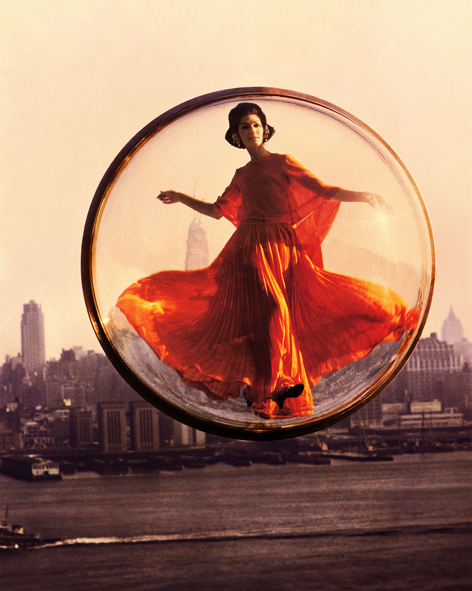 March 1963, photo by Melvin Sokolsky.